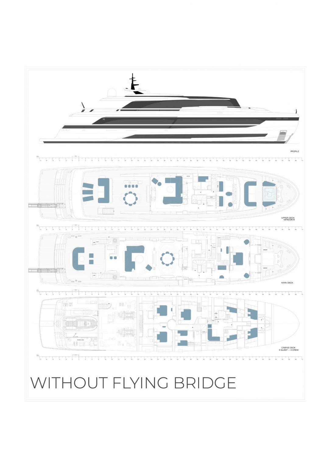 extra 130 without flying bridge