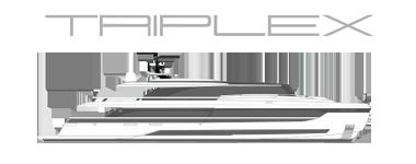 X 130 Triplex