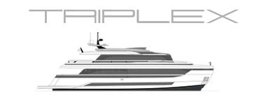 X 96 Triplex