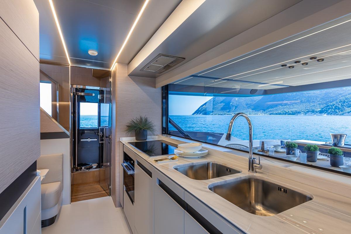 Extra 86 Yacht Design Interior